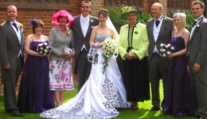 Unique wedding dresses - Sevenoaks, Kent - Jacqueline Smith - Unique wedding dresses