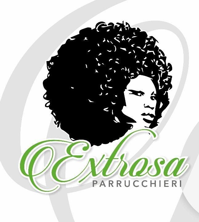 EXTROSA PARRUCCHIERI logo