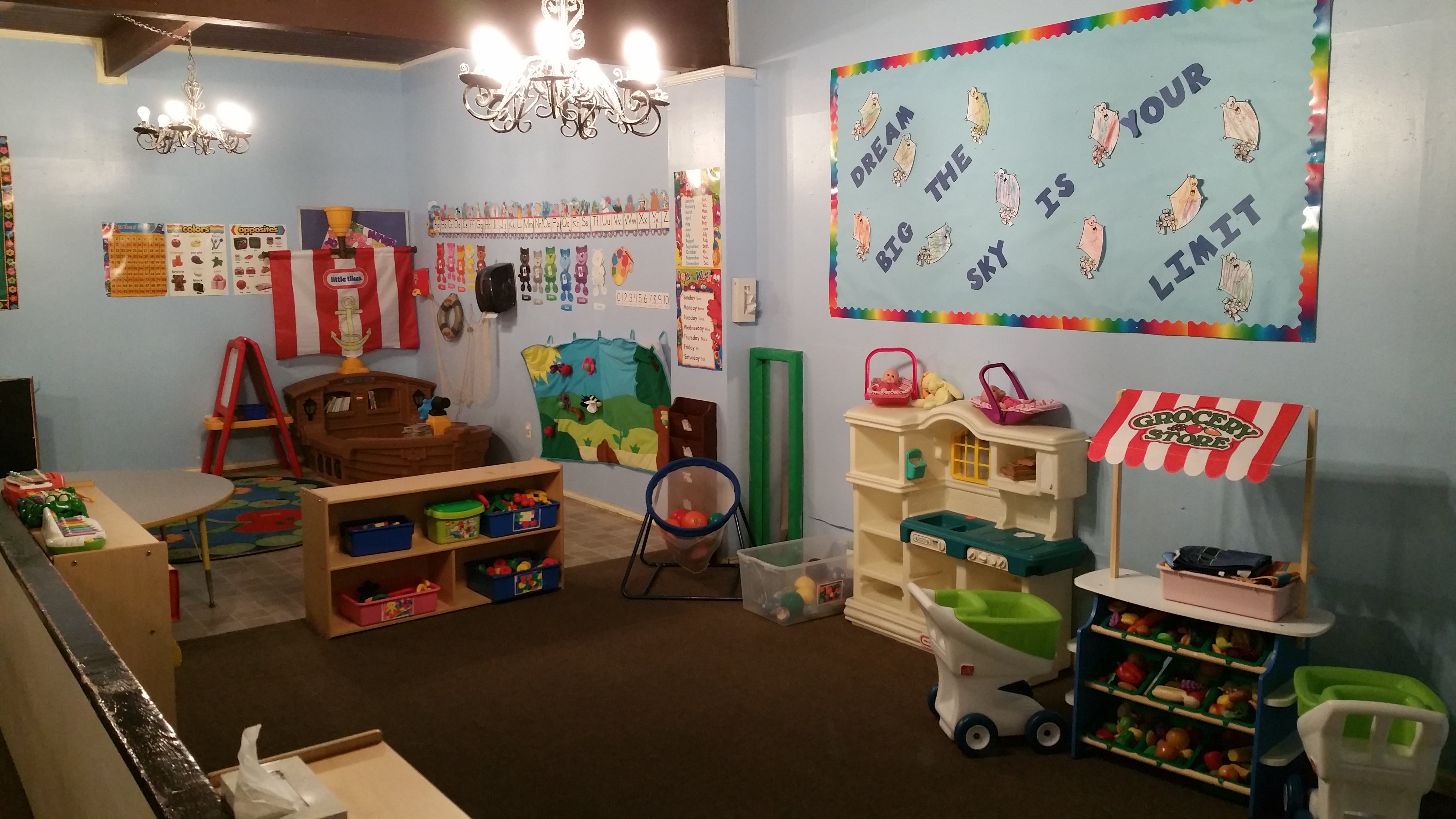 Infant Daycare Odessa, TX