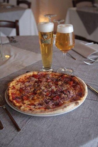 pizza e birre artigianale