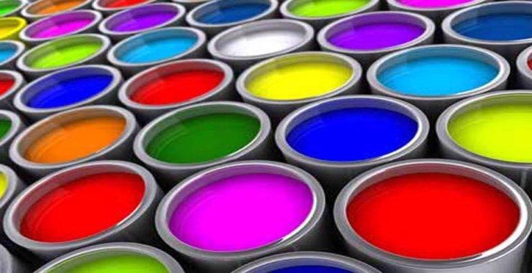 ampia gamma di colori