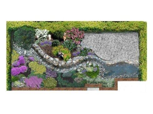 progettazione giardini con vie d