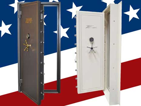Security Doors And Vault Doors For Home And Business