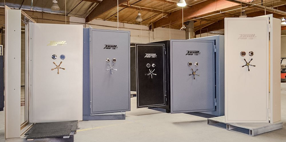 Vault Doors I Safe Room Doors I American Vault Doors for Sale in USA