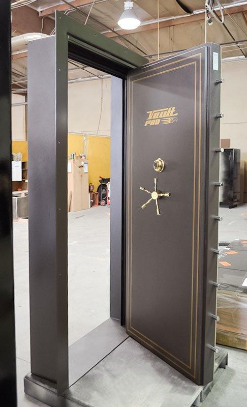 Custom Vault Doors Custom Size Amp Design Vault Doors By