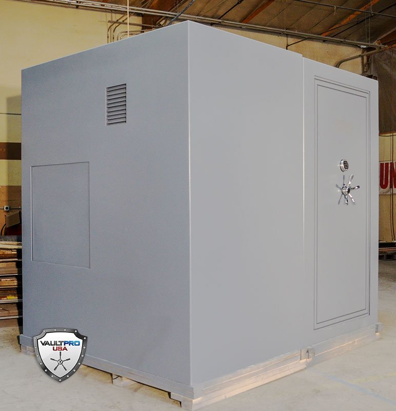Vault Pro S Custom Modular Storm Shelter Safe Rooms