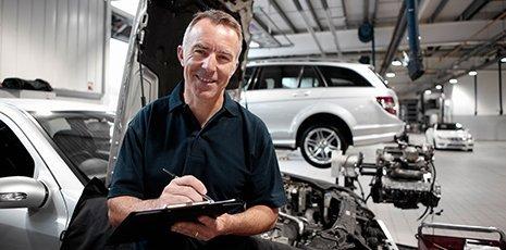 A mechanic