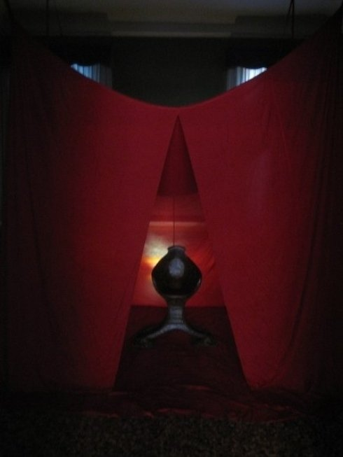 installazione di james lee byars