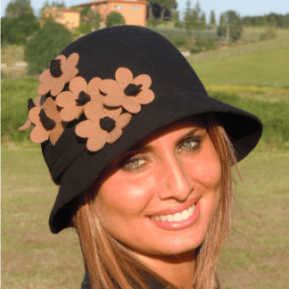 Cappelli donna in feltro