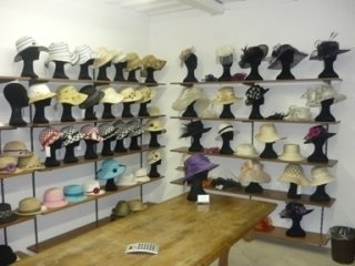 Ladies' Hats in Sisal