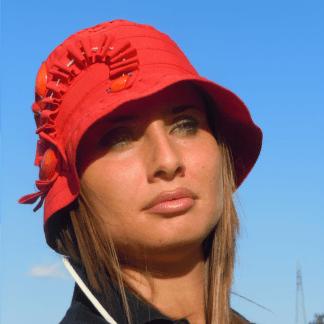 Cappelli in grosgrain