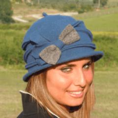 Produzione cappelli donna