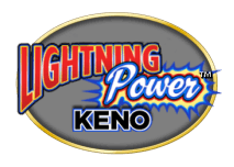 Lightning Power Keno