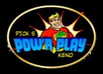 Pick 5 Power Play Keno