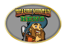 Treasure Mountain Keno