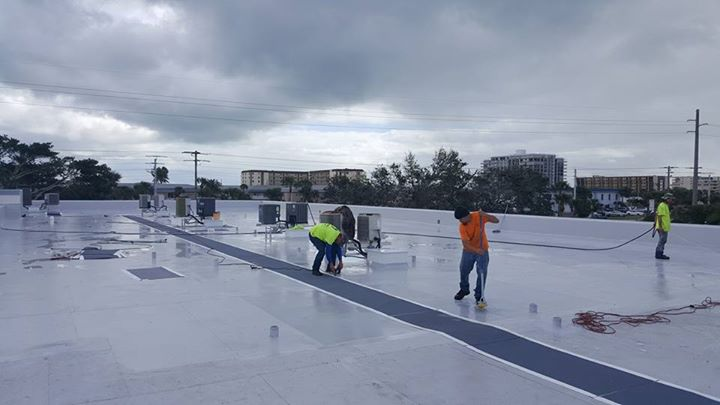 Central Florida Roofer Amp Commercial Roofing Contractor In