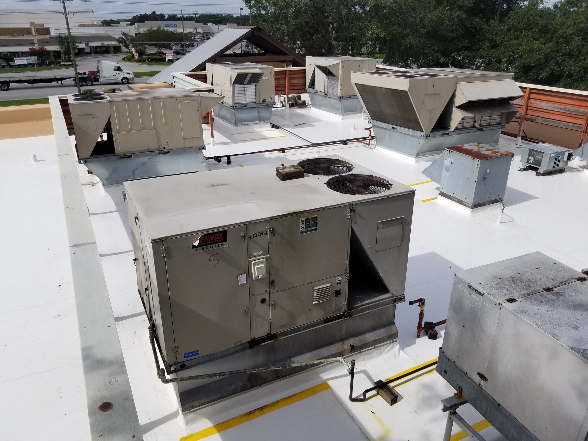 Gallery Central Florida Roofer Amp Commercial Roofing