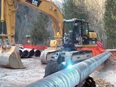 Scavi per lavori edili
