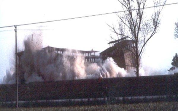 Esplosivi demolizioni controllate