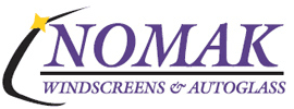 nomak windscreens and autoglass logo