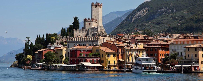 Panorama del Lago di Garda