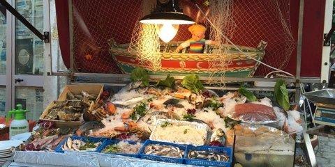 ristornate di pesce centro storico catania