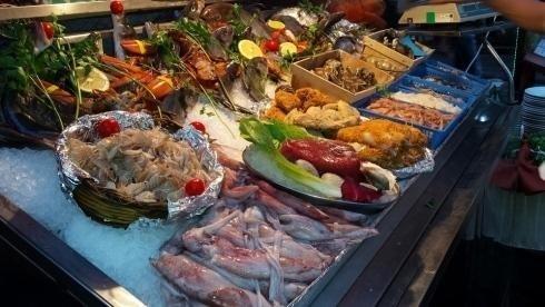 Restaurante de peixe