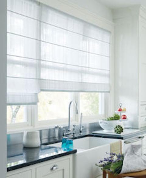 Window Spaces Kitchen Window Treatment Photo Gallery