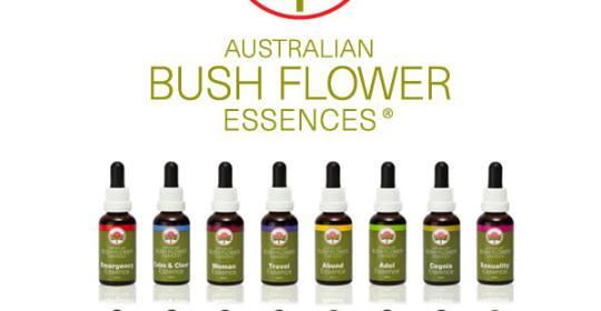 essenze profumate a marchio australian bush flower