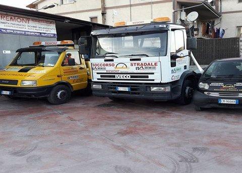 veicoli per soccorso stradale