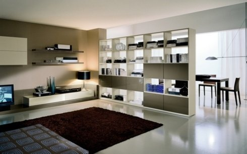 libreria centro stanza