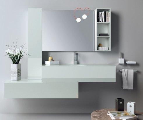 Progettazione d 39 interni cucine scavolini divani natuzzi flou for Arredo bagno livorno