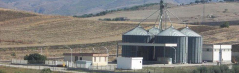 de silos e altri stabili accanto