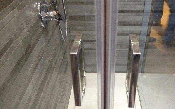 Dettaglio box doccia