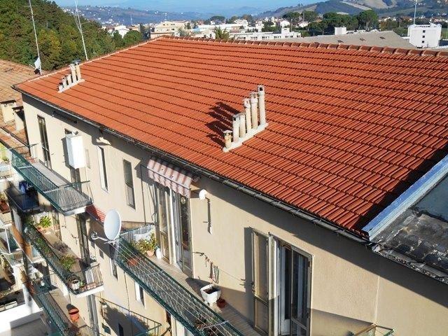 rifacimento tetto - dopo