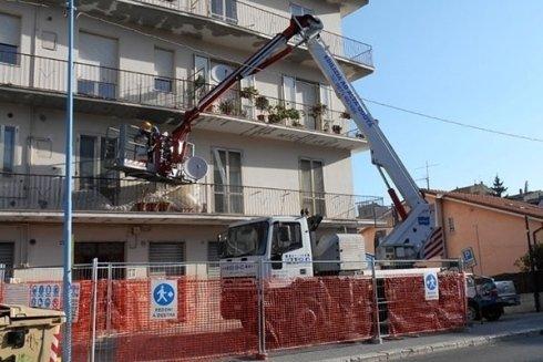Lavori di edilizia per privati
