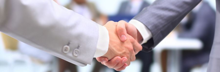 Handshake agreement reached by solicitors in Hawke's Bay