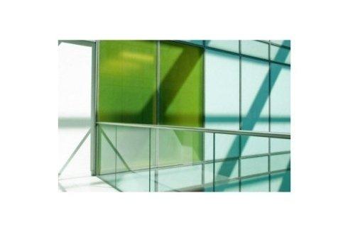 pannelli in vetro satinato e colorato