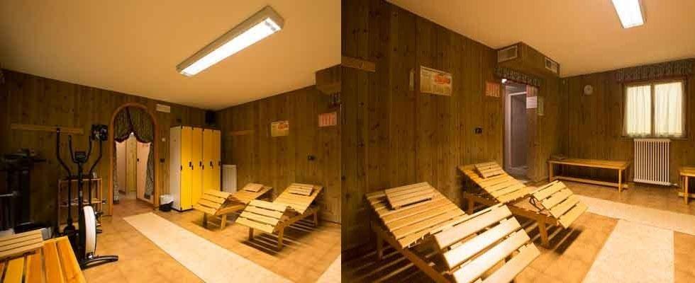 Sauna Courmayeur