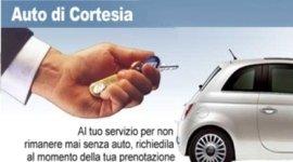 AUTO DI CORTESIA