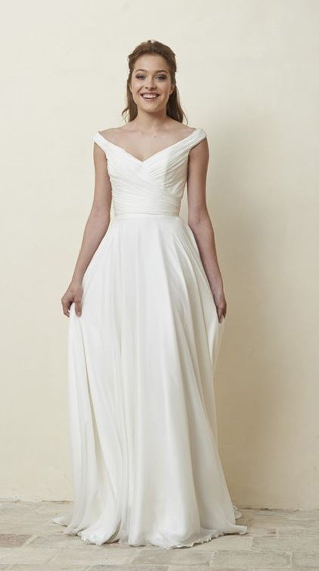Stephanie Allin Wedding Dresses Agap 233 Bridal Boutique