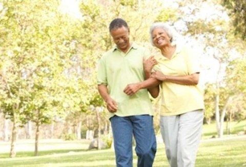 attività all'aperto anziani