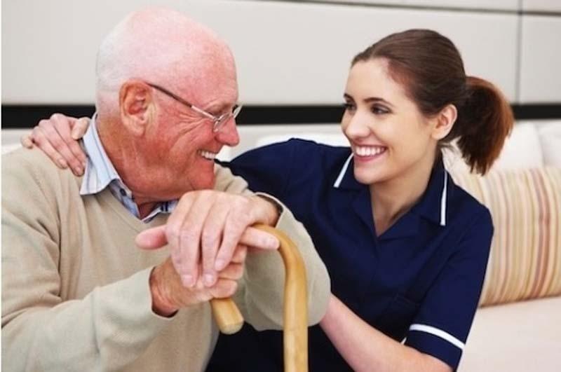cura per anziani