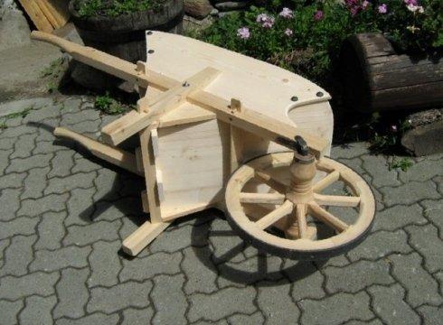 carriole in legno