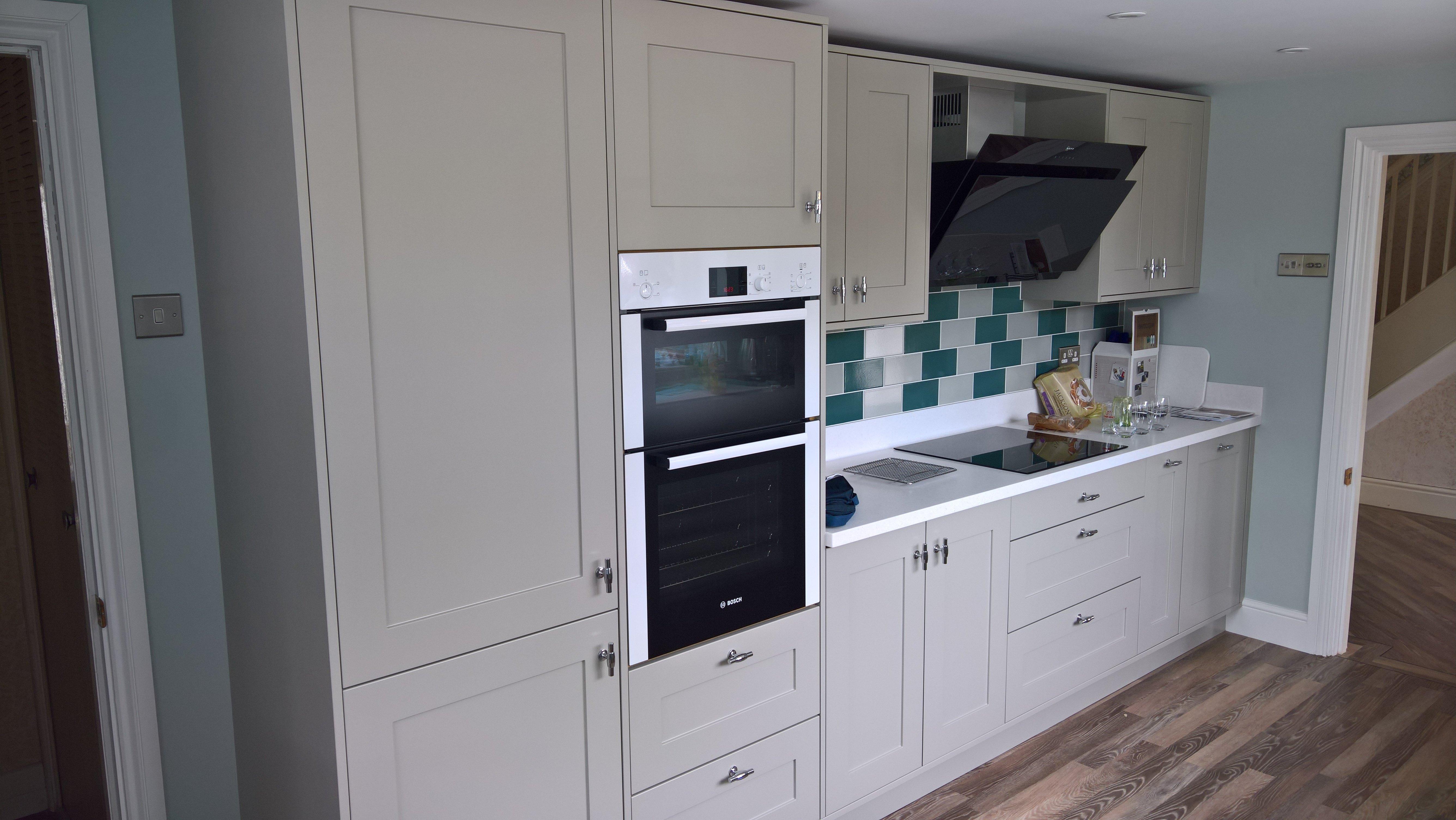 New kitchen worktop