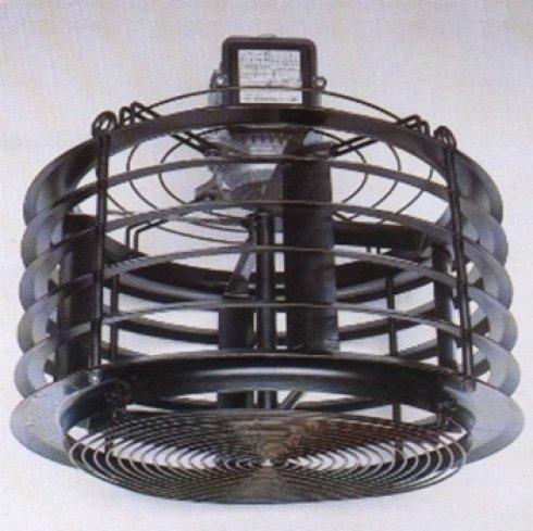 riscaldamento con ventilatore
