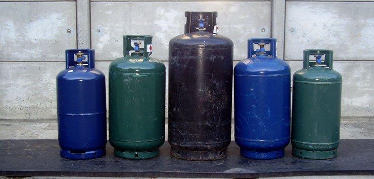 vendita metano in bombole