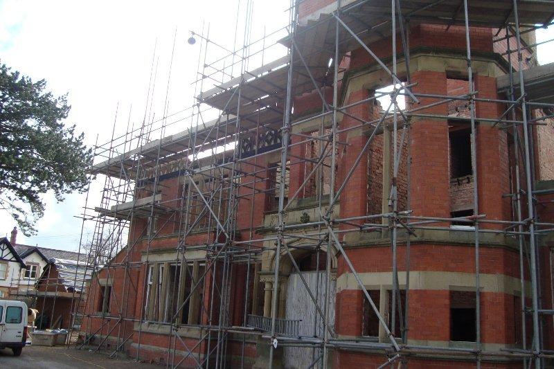 property scaffolding