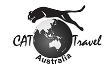 Cat Travel logo