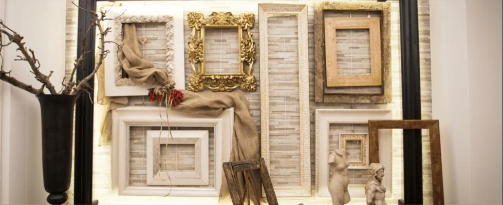 New Art cornici